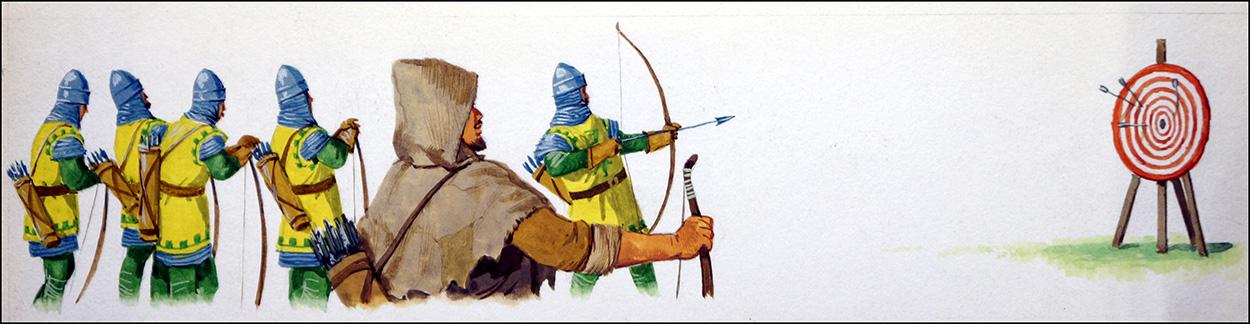 the original robin hood