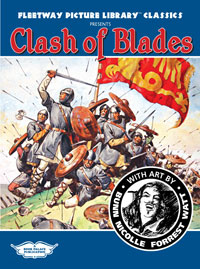 Fleetway Picture Library Classics: CLASH OF BLADES