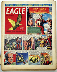 Eagle Volume 9 issues 1 – 52 (1958) (complete)