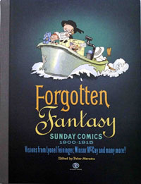Forgotten Fantasy Sunday Comics 1900 - 1915