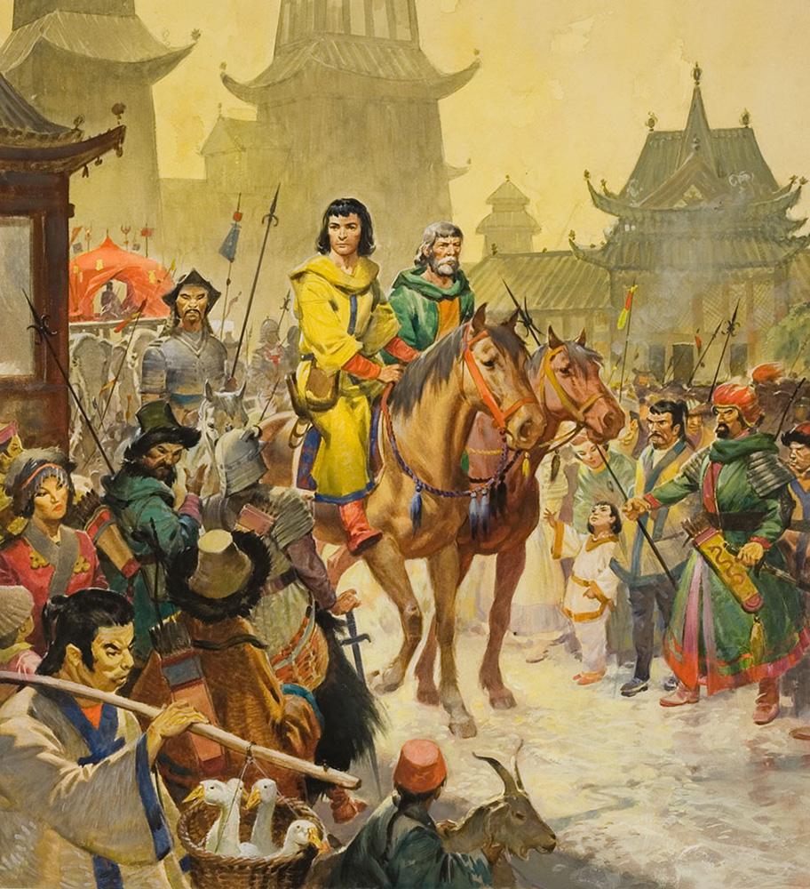 Marco Polo en