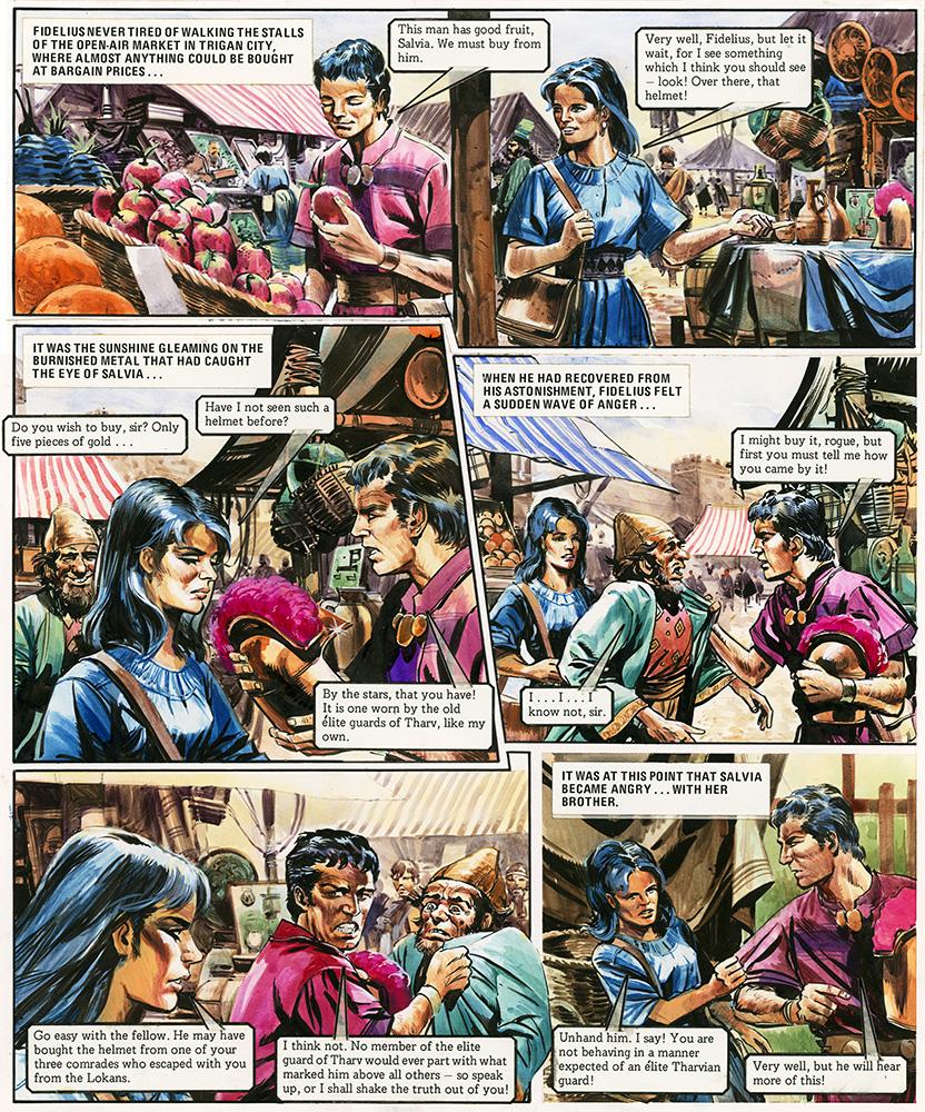 Bear Alley: Trigan Empire The Collection